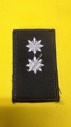 Погоны лейтенант полиции