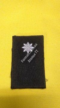 Погоны младший лейтенант полиции