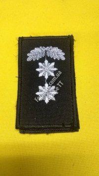 Погоны подполковник полиции