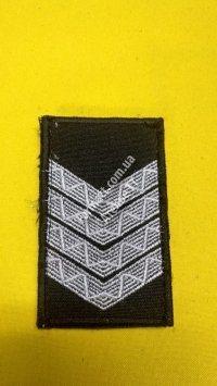 Погоны старший сержант полиции